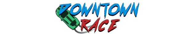 Downtown Race - Device Tilt Control + ADS Enabled +Endless runner + Obstacles & Powerups - 1